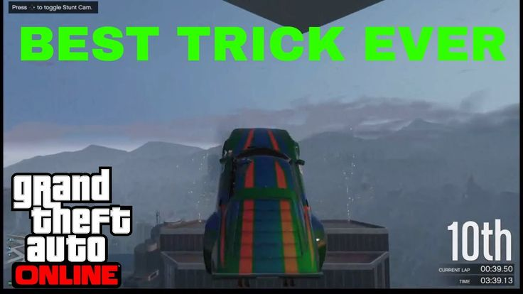 BEST TRICK EVER / GTA FUNNY MOMENTS https://youtu.be/BG3If4UHc4o