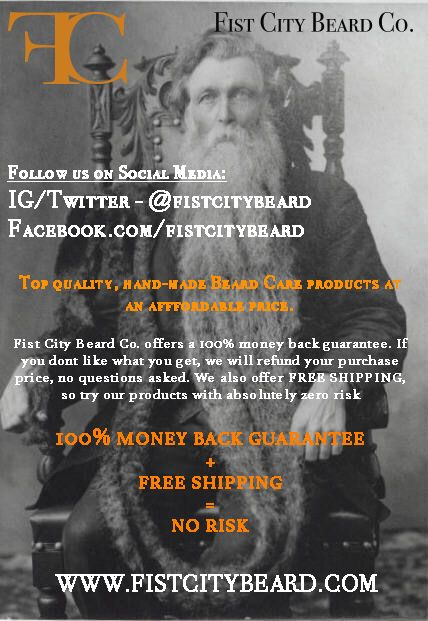 best beard styles images beard styles for men give fist city beard co a try absolutely zero risk 100% money