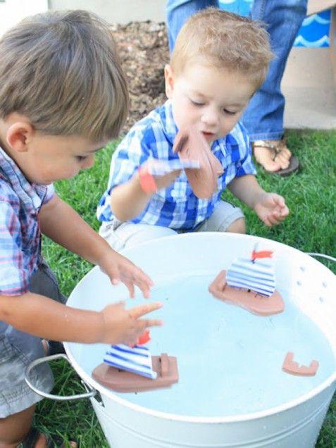 Best Birthday Themes for Boys -- Nautical