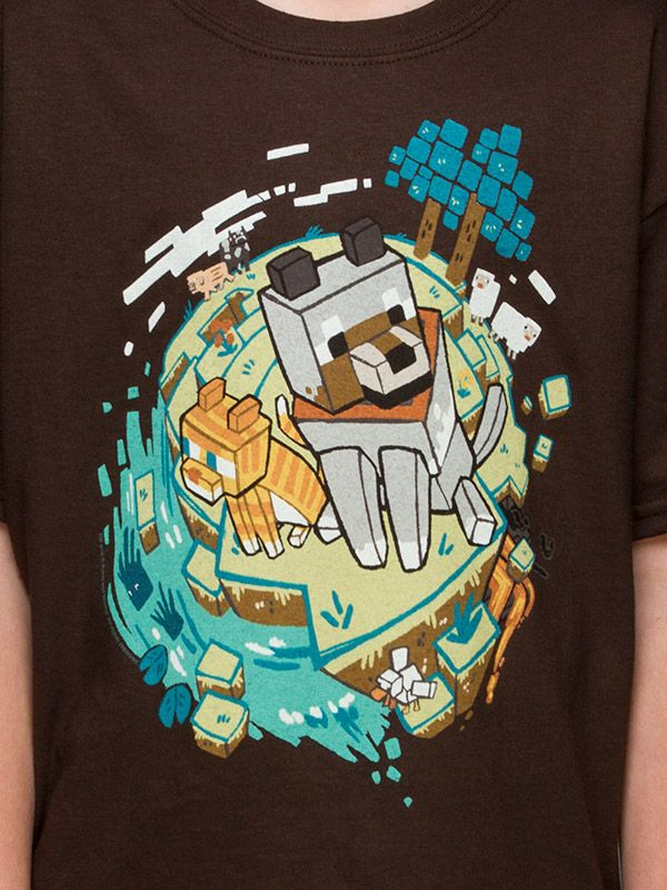 J!NX : Minecraft Owner of the Sphere Youth Tee