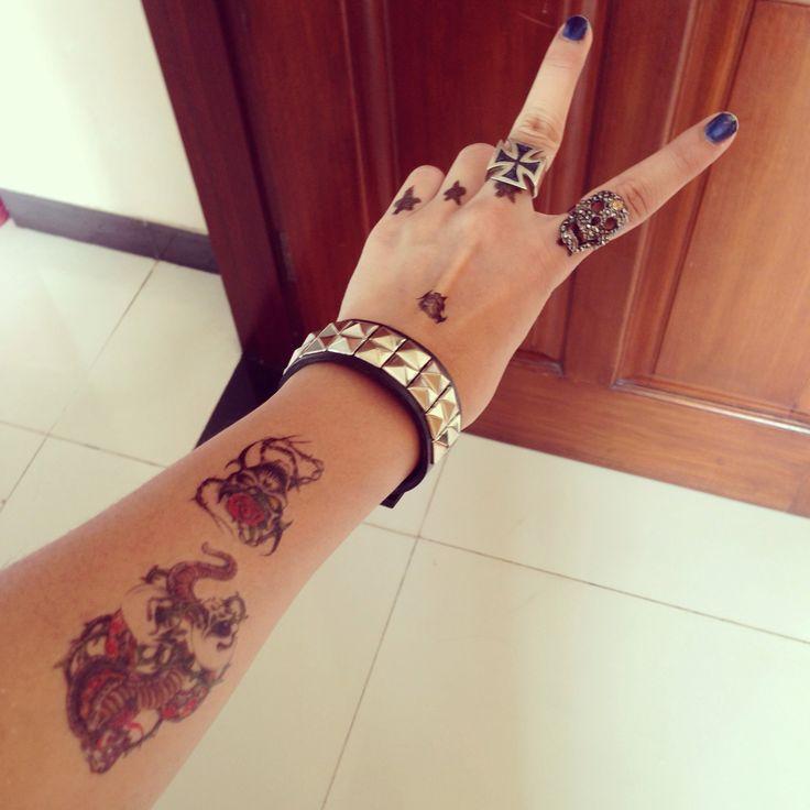 Rocker tatto