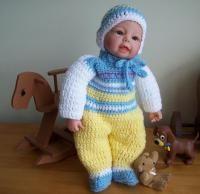 "Babykids 18"" BABY -image intense - Free Original Patterns - Crochetville"
