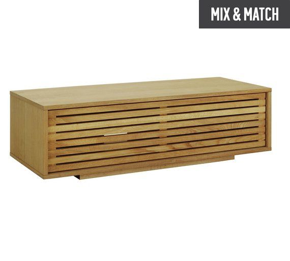 Buy Habitat Max Small AV Unit at Argos.co.uk, visit Argos.co.uk to shop online for Entertainment units and cabinets, Living room furniture, Home and garden