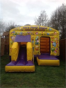Bouncy Castle Hire in Rugby, Daventry, Coventry, Warwickshire, Leamington, Kilsby, Barby, Newbold, - Lets Party Rugby
