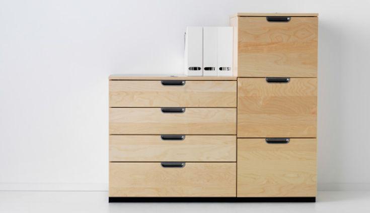 Ikea Galant File Cabinet Ideas