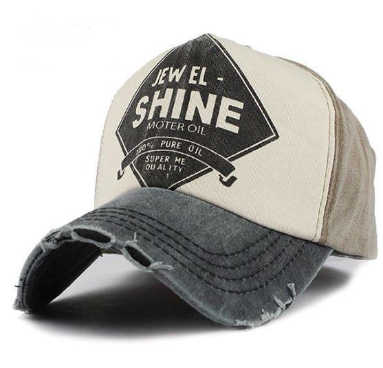 Originální roztrhaná kšiltovka unisex šedá SHINE – SLEVA 50 % + POŠTOVNÉ ZDARMA Na tento produkt se vztahuje nejen zajímavá sleva, ale také poštovné zdarma! Využij této výhodné nabídky a ušetři na poštovném, stejně jako …