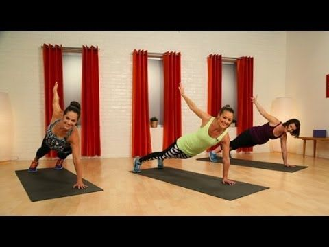 ▶ 10-Minute Core Workout | Class FitSugar - YouTube