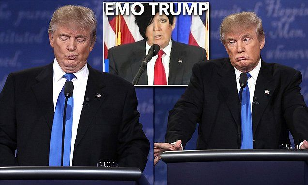 This emo song is made up of real Donald Trump quotes