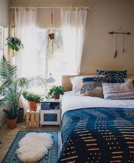 Adorable Bohemian Style Decor Idea (93) #BedroomIdeas   HOME DECOR ...