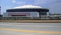 Georgia Dome, Atlanta, GA