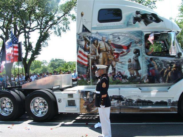 18 wheeler america 39 s best paint job kool truxz and for Americas best paint