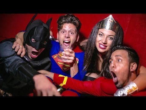 Superhero Drama | Rudy Mancuso, Anwar Jibawi & Jimmy Tatro - YouTube