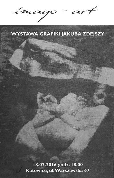 Plakat / Poster - Jakub Zdejszy