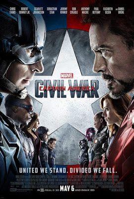 Afición por y para el cine: Capitán América: Civil War