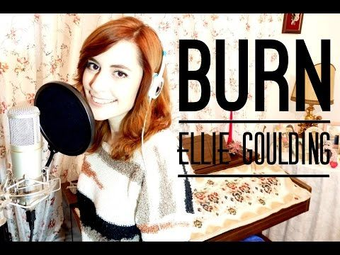 Ellie Goulding - Burn (LIVE cover) - YouTube
