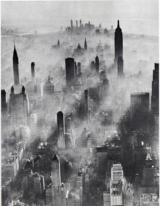 Manhattan, July 1943