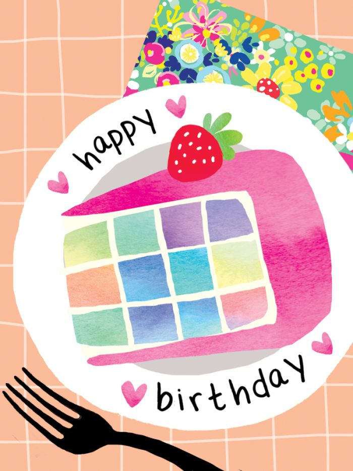Liz Yee - Birthday Cake 3