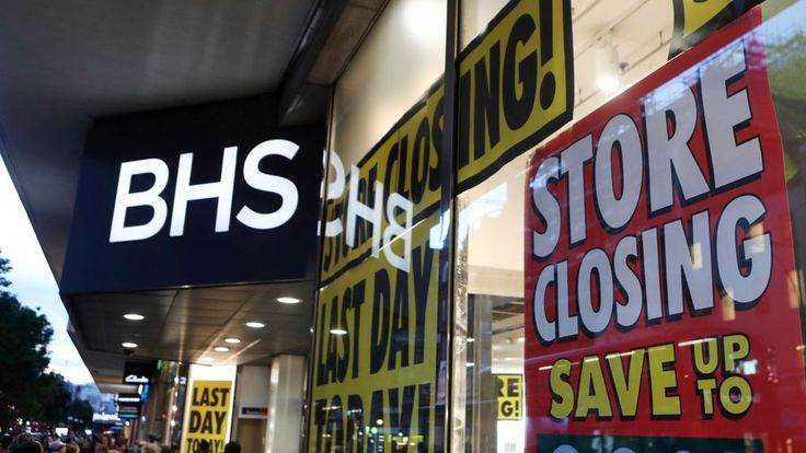 As the last BHS stores close this weekend, bringing to an end nearly 90 years of retail history, Emma Simpson looks at what the closures will mean for our High Streets.