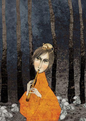 """Grimms' Fairy Tales"" by Marija Jevtic"