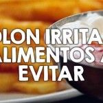 Colon irritable, alimentos a evitar