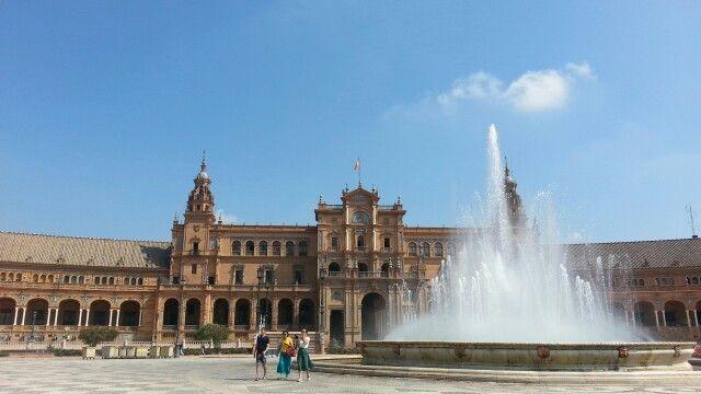 Palacio de los Marqueses de la Algaba - Centro del Mudéjar in Sevilla, Andalucía