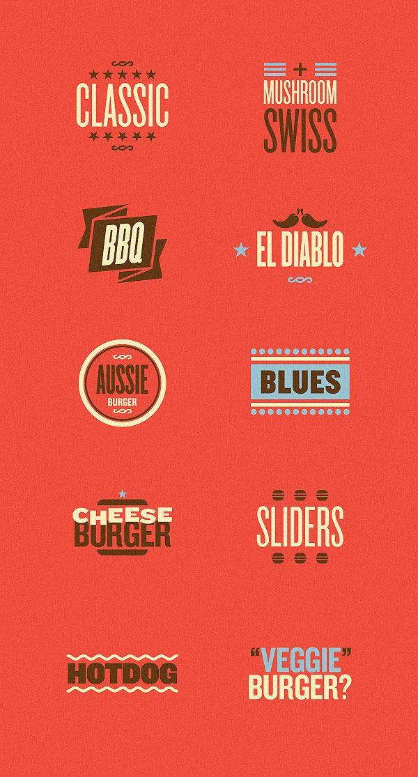 Burger Joint — Designspiration