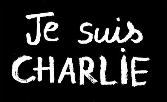 Na památku obětí útoku na redakci týdeníku Charlie Hebdo  In memory of the victims of the attack on the editorial staff of the weekly Charlie Hebdo  En mémoire des victimes de l'attaque de la rédaction de l'hebdomadaire Charlie Hebdo