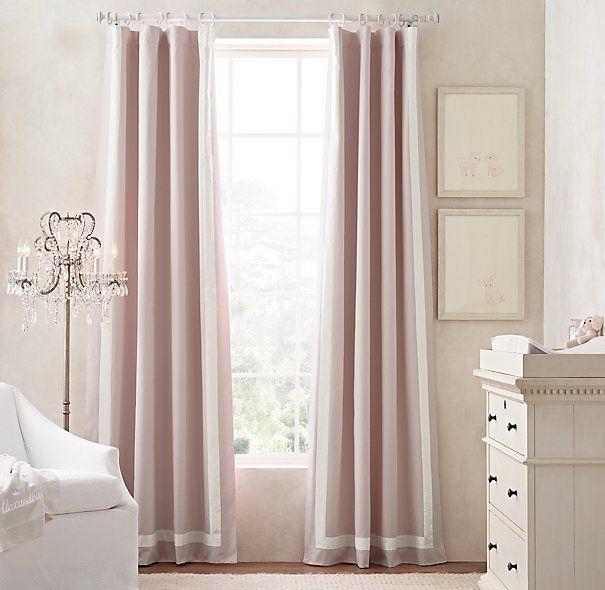 appliqu d frame cotton canvas drapery panel nursery ideas pinterest cotton canvas. Black Bedroom Furniture Sets. Home Design Ideas
