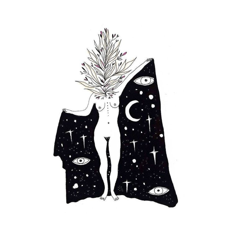 our website release is slowly approaching this Sunday on Spring Equinox and i am over the moon !  This is our last week on Etsy and you are welcome to explore the new section LAST PRINTS FREE POSTAGE of all the Art Prints currently available to obtain at No Shipping Fees. Illustrations listed in this section won't be making a comeback any longer. Thank you everyone   Cosmic Cloak  _________ by merakilabbe