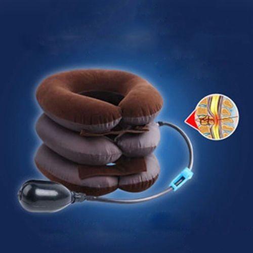 $4.02 (Buy here: https://alitems.com/g/1e8d114494ebda23ff8b16525dc3e8/?i=5&ulp=https%3A%2F%2Fwww.aliexpress.com%2Fitem%2FNew-arrival-Cervical-Neck-Traction-Device-Headache-Shoulder-Pain-Relax-Brace-Support-Pillow%2F32755980557.html ) New arrival! Cervical Neck Traction Device Headache Shoulder Pain Relax Brace Support Pillow for just $4.02