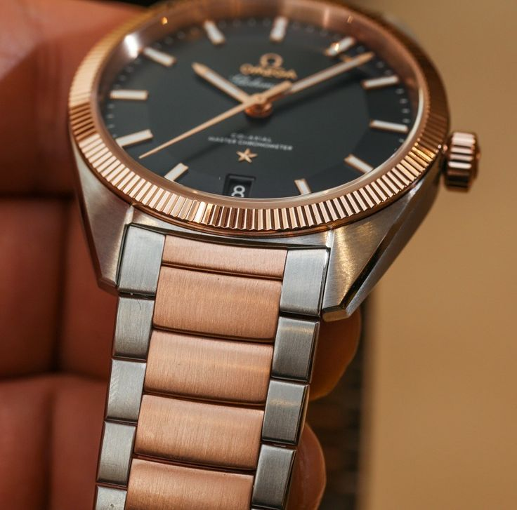 Omega Globemaster Co-Axial Master Chronometer Watch For 2015 Hands-On Hands-On