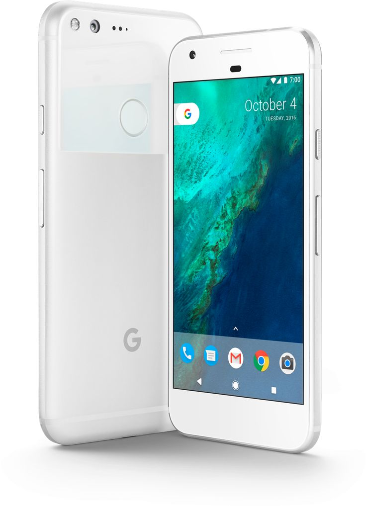 It has the highest rated smartphone camera. Ever. A battery that lasts all day. Unlimited storage for all your photos and videos. And it's the first phone with the Google Assistant built in.