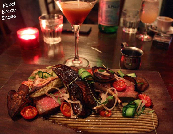 Food, booze and shoes: A hoot of a time at The Owl House