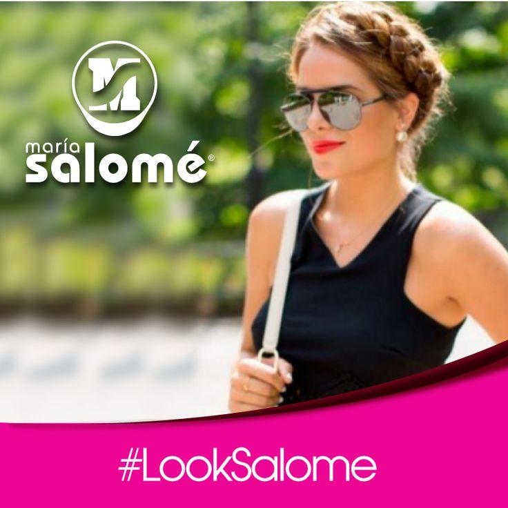 Luce increíble en el trabajo con este #LookSalome ideal para ir a trabajar.
