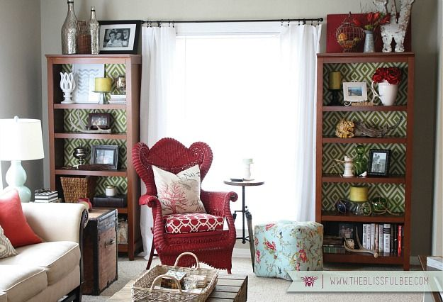 Redecorating a small living room window living rooms for Redecorating living room ideas