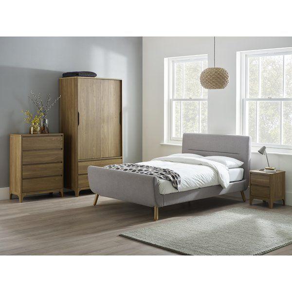 Borg Upholstered Bed Frame Upholstered Beds Upholstered Bed