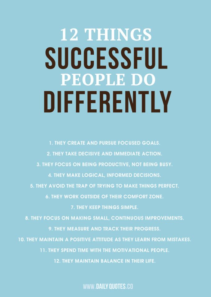 Successful People Quote