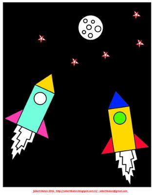 Şekerli Balon: Roket