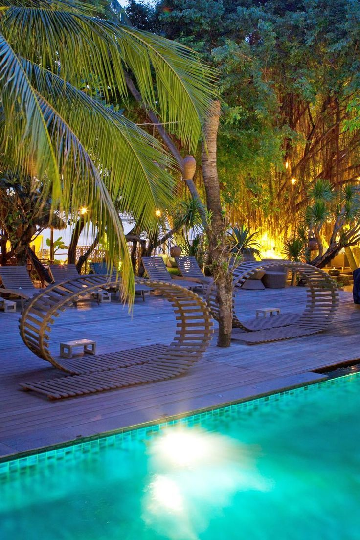 The intricate architectural details help the villas blend into the area's natural surroundings. An Lam Saigon River (Thuan An, Vietnam) - Jetsetter