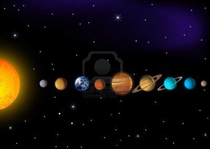 solar system wall painting pinterest - photo #6