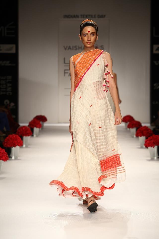 Old tradition New look # Vaishali S