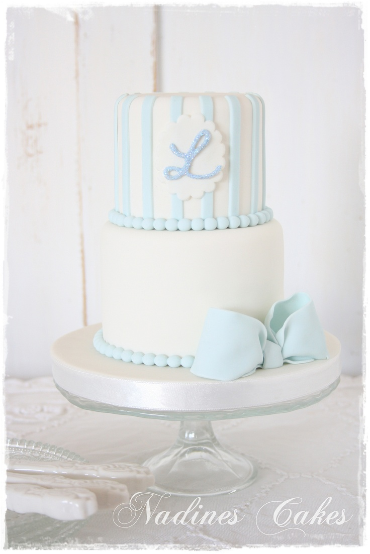 Cake for baby boy Liam