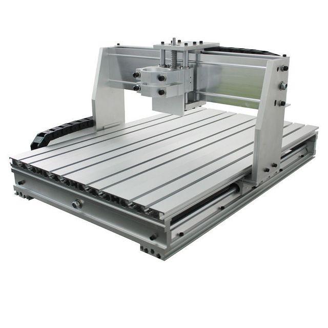 Source DIY CNC Router Machine Frame 6040 CNC Part on m.alibaba.com