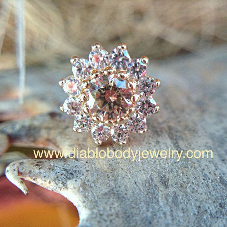 #BVLA End for earlobes, cartilage, lip, Tragus Piercings! #philtrum #cartilage #lip #tragus #piercing #jewelry #safepiercing #gold