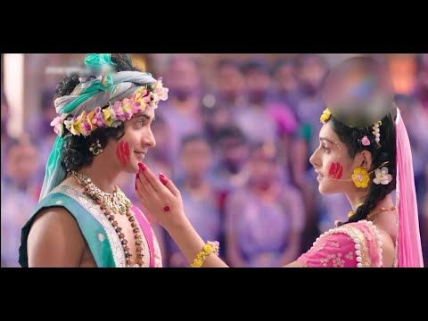 radha krishna serial status