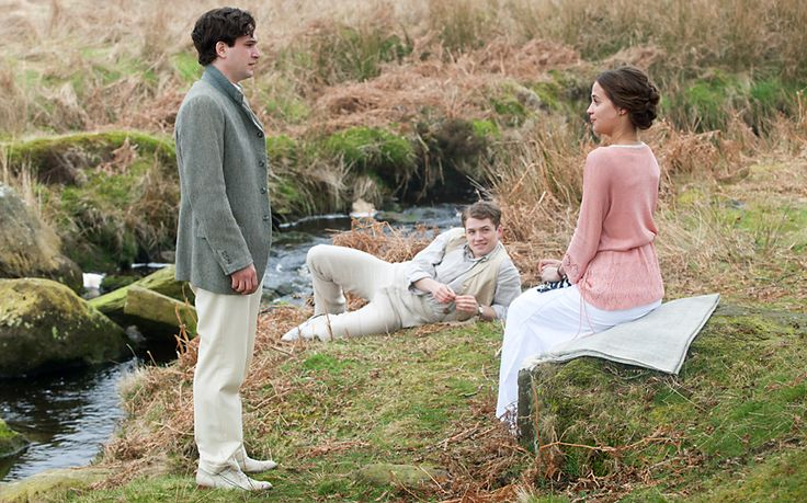 """""""Our generation will never be new again, our youth has been stolen from us"""" Testament of Youth. Watched this film and it moved me more than I can explain."""