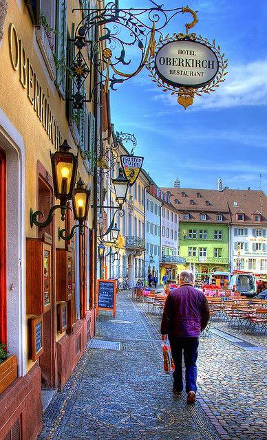 Freiburg, Germany  Family village here!