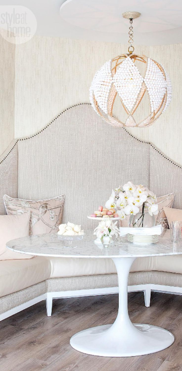 1000  images about beautiful banquettes on pinterest