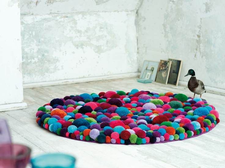 cool carpet! Fun for a play room!