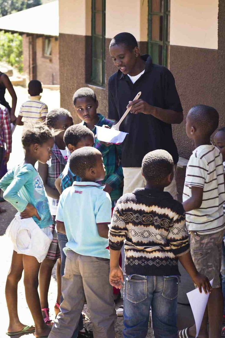 New Blog Post about Jabulani Kids Club! Hear from Sizwe and Nhlaka about why they love JKC and the Kids Crew teenagers who help to lead it!